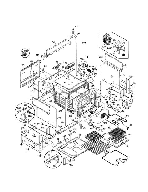 kenmore elite parts diagram kenmore 79046803993 elite electric slide in range timer