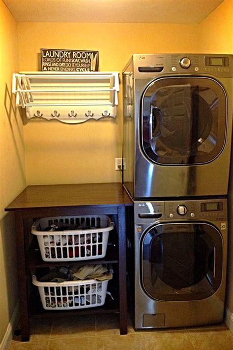 Closet Laundry Mat by Laundry Nook Ideas We Involvery Community
