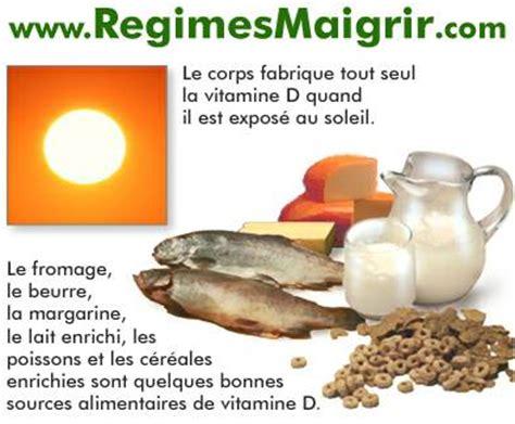vitamine d alimenti r 233 gime pauvre en calories page 1368