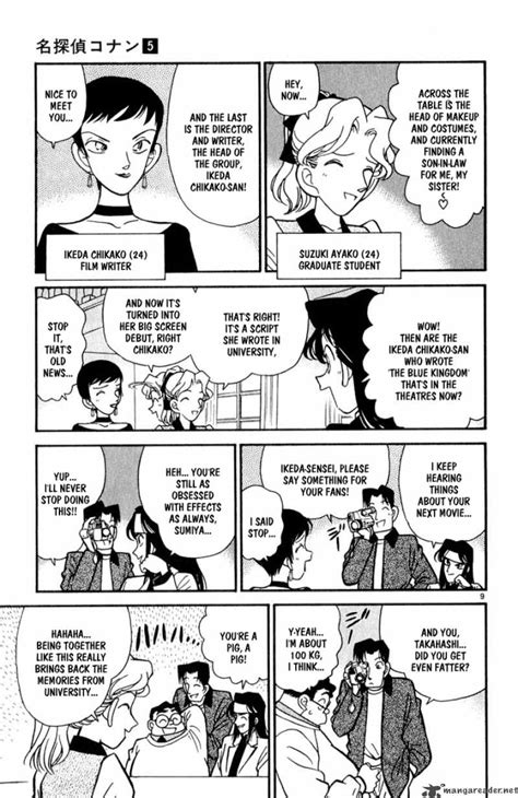 Detective Conan 40 detective conan 40 read detective conan 40 page 13