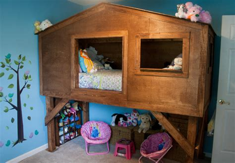 treehouse beds treehouse bed for kids amy j bennett