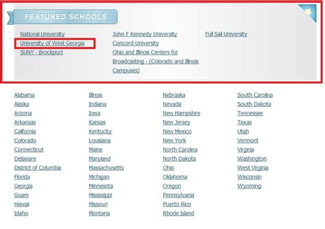 How To Search In Usa How To Search For Colleges In The Usa The International