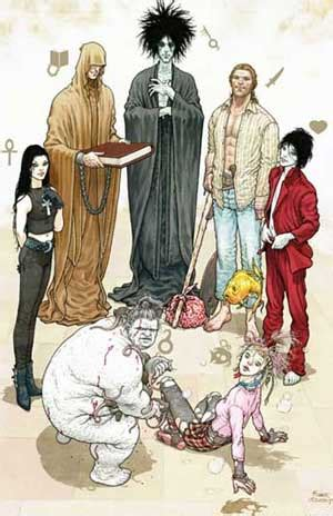 the endless a novel sandman the graphic novel of the times metapunk