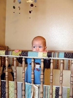 Baby Chewing On Crib Crib Rail Cover Keeps The Babies From Chewing On Wood And Protects The Crib