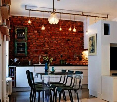 interior design red walls 22 modern kitchens and dining room designs enhanced by