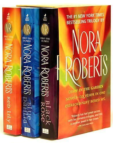 black in the garden trilogy nora in the garden trilogy reading