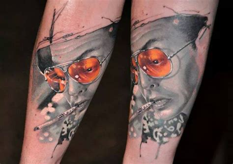 vegas tattoo designs fear and loathing in las vegas best design