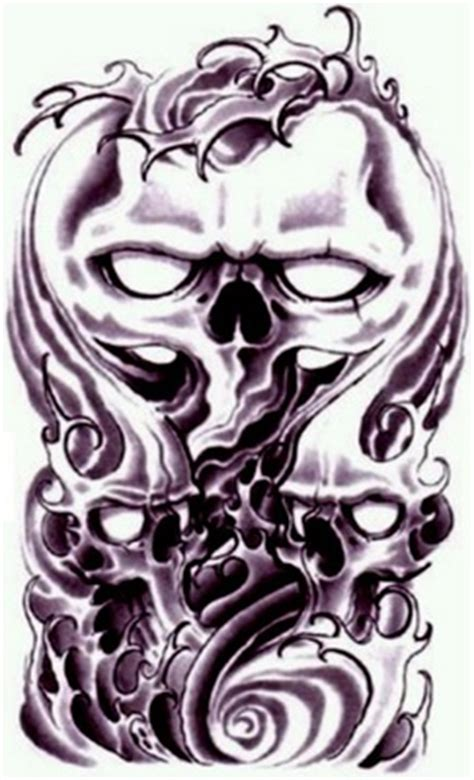 tattoo pictures skulls demons demon tattoos and designs page 15