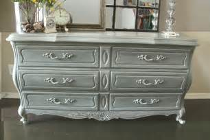 new to you antique gray dresser