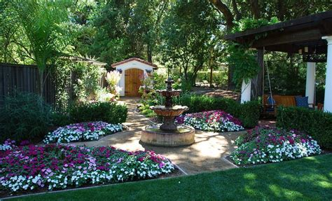 Mediterranean Backyard Landscaping Ideas Mediterranean Garden Landscaping Ideas Landscaping Gardening Ideas