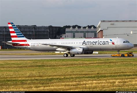 Vcd Original Air America d azao american airlines airbus a321 231 photo by previdi id 498633 planespotters net