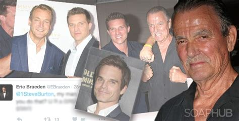 whos leaving young and the restless 2016 steve burton s the young and the restless co stars tweet