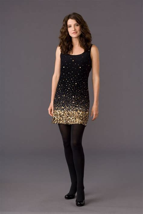 Promo Dress V Black Lorenza D008 robin how i met your photo t v quotes and