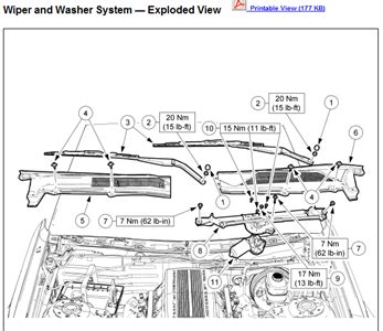 repair windshield wipe control 2005 ford gt user handbook nissan maxima fuse diagram nissan free engine image for user manual download