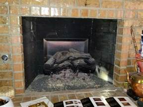 how to clean gas fireplace logs best houston chimney cleaning reviews