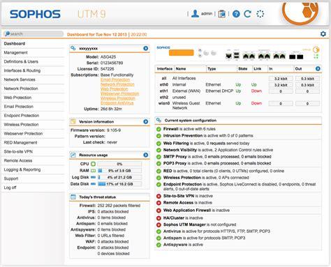 tutorial sophos utm 9 amazon cloud security made simple sophos news