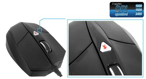 Delux Dlm 480 Lu Gaming Mouse comprar mouse gamer delux profissional sistema contrapeso