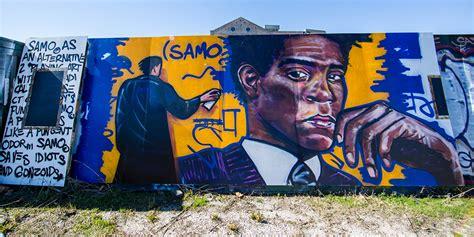 Chicago Wall Mural street masterpieces graffiti artist brandan odums on art