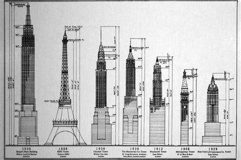 Chrysler Building Floor Plans Midtown The Empire State Building 443m 1454ft 102