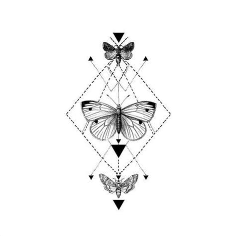 tattoo butterfly geometric tribal butterfly tattoo pattern tattoo temporary by