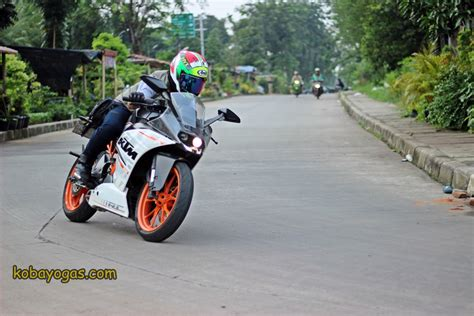 Modifikasi Vespa Biar Kenceng by Handling Ktm Rc250 Kobayogas Your Automotive