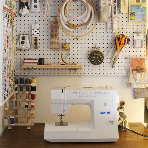turn a closet into your sewing cubby modhomeec