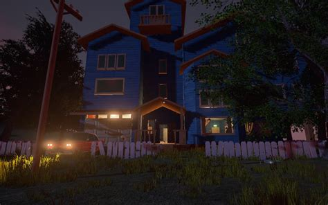 good neighbor house hello neighbor preview