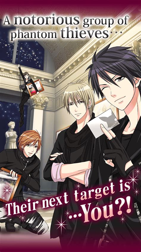 Letter Thief X Walkthrough Otome Otaku Letter From Thief X Page