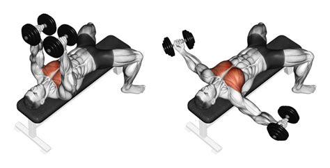 pettorali interni esercizi esercizi pettorali i 3 migliori da fare esecuzione