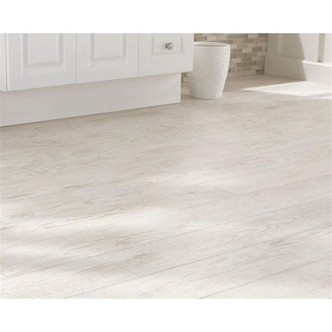 Bathroom Floor Tile Home Depot Marazzi Montagna White Wash 6 In X 24 In Glazed Porcelain