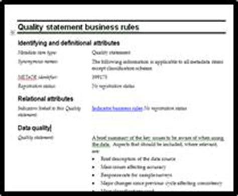 about aihw data quality statements
