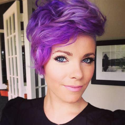 imagenes de pintado de cabello color p 250 rpura la nueva tendencia para te 241 ir el cabello