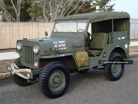 army jeep jeep willys for sale image 51