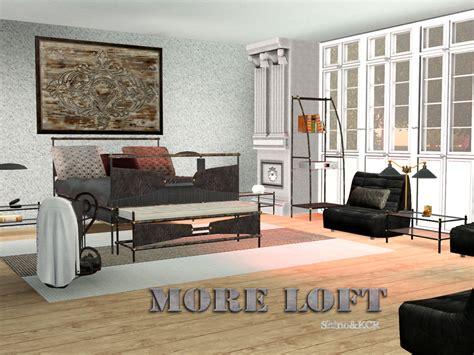 Sims 2 Living Room Sets Shinokcr S Bedroom Monaco More Loft