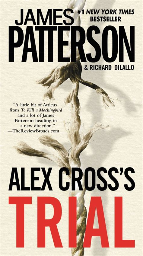 the of the cross books patterson alex cross s trial