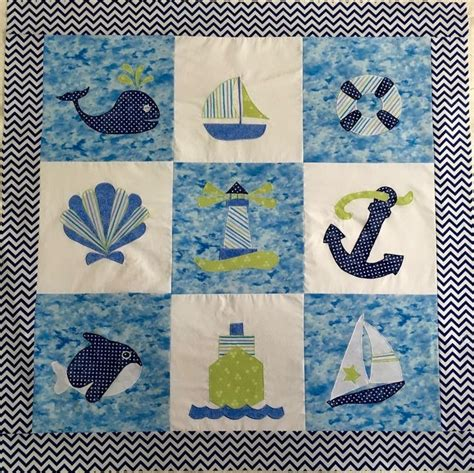 Nautical Crib Quilt by Best 20 Nautical Quilt Ideas On Baby Quilt