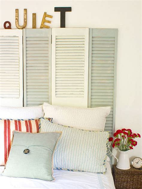 headboard idea 34 diy headboard ideas