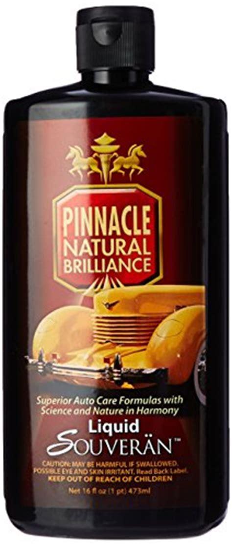Liquid Souveran Wax Wax Mobil brilliance pin 315 liquid souveran car wax ebay