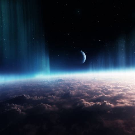 hd space ipad wallpapers
