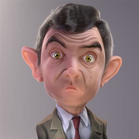 Mr Bean mr bean renderman community