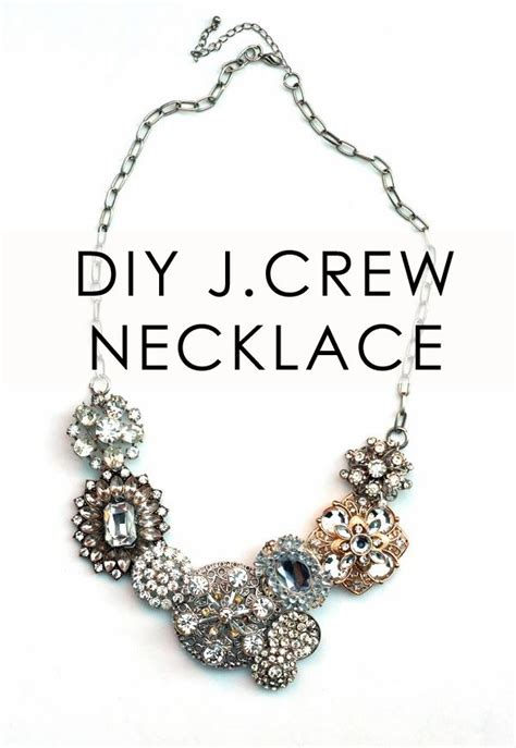 house and home does j crew decor one chloe bird bromeliad my diy j crew crystal flower lattice necklace