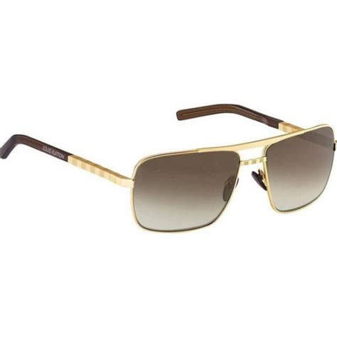 Glasses Louis Vuitton 1336 louis vuitton sunglasses attitude gold z0259u luggage sunglasses louis