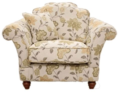 floral armchair floral armchair transparent background free png images