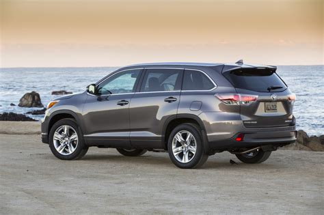 Toyota Highlander 2014 Dimensions 2014 Toyota Highlander Pictures Photos Gallery