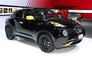 Nissan Juuke 2016 Nissan Juke Gets Stinger Edition Personalization Package