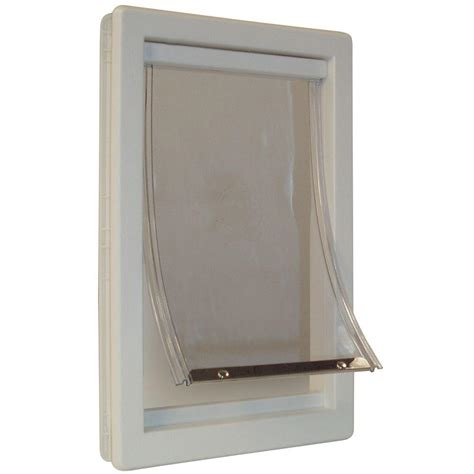Cat Doors Home Depot by Ideal Pet 15 In X 20 In Large Original Frame Pet