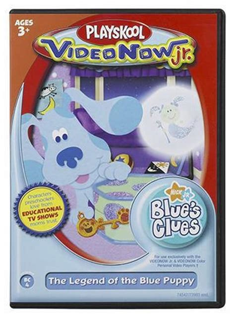 blue s clues the legend of the blue puppy the legend of the blue s clues blue puppies pictures to pin on thepinsta