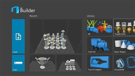 microsoft kinect 3d microsoft integrates kinect into 3d builder allowing