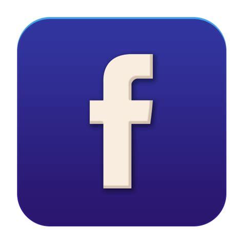 fb icon png facebook icon flat social media icons softicons com