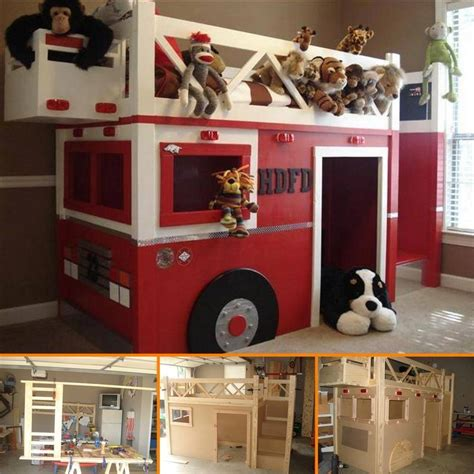 Pencil Stand Craft by Diy Fire Truck Bunk Bed Find Fun Art Projects To Do At